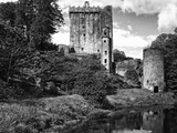 Ireland, Blarney. View of Blarney Castle Photographic Print by Dennis Flaherty