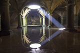 Morocco, El Jadida. Portuguese Cistern Photographic Print by Emily Wilson
