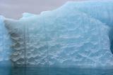 Norway. Svalbard. Nordaustlandet. Brasvelbreen. Textures of Icebergs Photographic Print by Inger Hogstrom