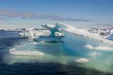 Norway. Svalbard. Drift Ice Photographic Print by Inger Hogstrom