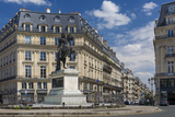 Louis Xiv Statue at Place Des Victoires, Paris, France Photographic Print by Brian Jannsen