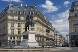 Louis Xiv Statue at Place Des Victoires, Paris, France Photographic Print by Brian Jannsen