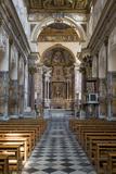 Cattedrale di Sant'Andrea Interior, Amalfi, Campania, Italy Photographic Print by Brian Jannsen