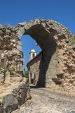 Portugal, Figueira de Castelo Rodrigo, Entrance to Town Photographic Print by Jim Engelbrecht