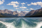 Canada, Alberta, Jasper National Park, Maligne Lake Photographic Print by Jamie & Judy Wild