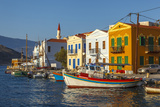 Castellorizo Island, Megisti, Greece Photographic Print by Ali Kabas
