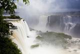Iguacu Falls, Cataratta Foz Do Iguacu, Parana, Iguazu NP, Brazil Photographic Print by Peter Adams