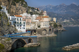 Seaside Town of Atrani Near Amalfi, Campania, Italy Photographic Print by Brian Jannsen