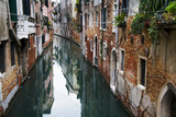 Europe, Italy, Venice, Canal Photographic Print by John Ford