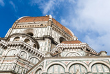 Dome of Brunelleschi, Cathedral, UNESCO, Firenze, Tuscany, Italy Photographic Print by Nico Tondini