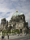The Berlin Cathedral, Berlin, Germany Photographic Print by Dennis Brack