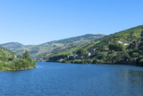 Europe, Portugal, Douro River, Douro River Valley Vineyards Photographic Print by Lisa S. Engelbrecht