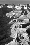 USA, Arizona, Grand Canyon NP. Landscape of Eroded Formations Photographic Print by Dennis Flaherty