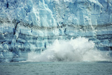The Hubbard Glacier Is Tidewater Glacier, Tongass NF, Alaska Photographic Print by Howie Garber