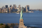 Statue of Liberty, New York, USA Photographic Print by Peter Adams