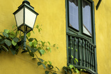 Charming Spanish Colonial Architecture, Old City, Cartagena, Colombia Photographic Print by Jerry Ginsberg