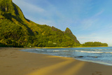 Haena Beach State Park, Kauai, Hawaii Photographic Print by Douglas Peebles