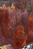 USA, Utah, Bryce Canyon National Park. Close-up of Hoodoos Photographic Print by Jay O'brien