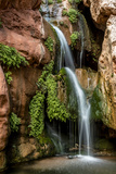 Clear Creek Falls. Clear Creek. Grand Canyon. Arizona. USA Photographic Print by Tom Norring