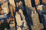 Cityscape of Midtown Manhattan, New York, USA Photographic Print by Peter Adams