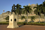 Castillo de San Felipe de Barajas, Cartagena, Colombia Photographic Print by Jerry Ginsberg