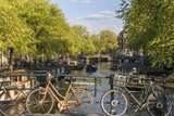 Canal, Amsterdam, Holland, Netherlands Photographic Print by Peter Adams