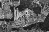 USA, Arizona, Spider Rock, Canyon de Chelly, Band Photographic Print by John Ford
