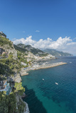Italy, Amalfi Coast, Amalfi Town Photographic Print by Rob Tilley