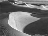USA, California, Valley Dunes Photographic Print by John Ford