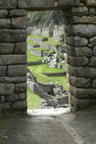 Peru, Machu Picchu Overview Photographic Print by John Ford