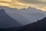 Sunrise, Kings Canyon National Park, California Photographic Print by Rob Sheppard