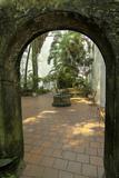 Santuario de San Perdo Claver, El Centro, Cartagena, Colombia Photographic Print by Jerry Ginsberg