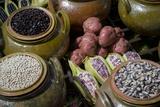 Peruvian Food, Sacred Valley, Cusco Region, Urubamba Province, Peru Photographic Print by Douglas Peebles