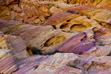 Rainbow Vista, Valley of Fire State Park, Overton, Nevada, USA Photographic Print by Michel Hersen