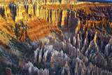 USA, Utah, Sunrise at Bryce Point Bryce National Park Photographic Print by John Ford