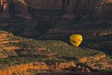Aerial View, Doe Mesa, Red Rock Country, Sedona, Coconino NF, Arizona Photographic Print by Michel Hersen