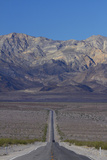 SR 190 Through Death Valley NP, Mojave Desert, California Photographic Print by David Wall