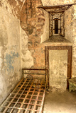 Pennsylvania, Philadelphia, Eastern State Penitentiary. Interior Photographic Print by Jay O'brien