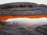 USA, Utah, Canyonlands National Park, Mesa Arch Photographic Print by Christopher Talbot Frank