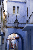 Chefchaouen, Morocco. Narrow Alleyways and Stairways Photo by Emily Wilson