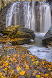 USA, Virginia, Mclean. Waterfall in Great Falls State Park Photographic Print by Jay O'brien