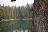 Usa, Washington State, Wenatchee National Forest, Milk Pond Photographic Print by Savanah Stewart