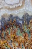 Darrell Gulin - Prudent Man Agate, Origin Idaho - Fotografik Baskı