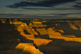 Sunset, Hopi Point, South Rim, Grand Canyon NP, Arizona, USA Photographic Print by Michel Hersen