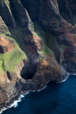 Scenic Views of Kauai. Iconic and Remote Destination, Hawaii Photographic Print by Micah Wright