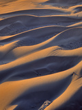 USA, Oregon, Cape Sebastian. Close-up of Sand Dunes Photographic Print by Steve Terrill