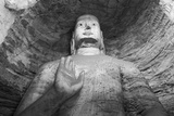 China, Shanxi Province, Datong, Ancient Sculptures in Yungang Caves Photo by Paul Souders