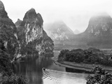 China, Guilin Li River Fotografía por John Ford