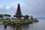Pura Ulun Danu Bratan Water Temple, Bali Island, Indonesia Photo by Keren Su