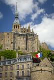 Mont Saint-Michel, Normandy, France Photo by Brian Jannsen